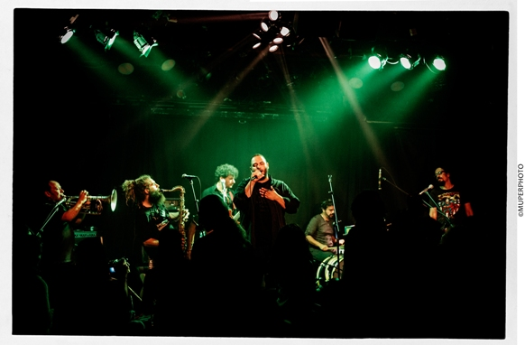 Shai Tsabai and the Middle East Groove All Stars/Photo: Muperphoto