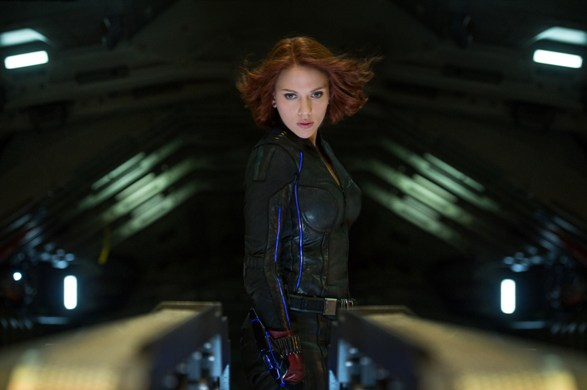 Black Widow (Scarlett Johansson)/Photo: Jay Maidment©Marvel 2015