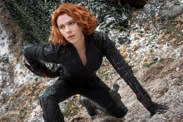 Black Widow/Natasha Romanoff (Scarlett Johansson)/Photo: Jay Maidment©Marvel 2015