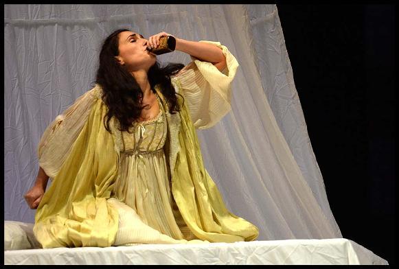Romeo et Juliette/Photo: Alain Hanel