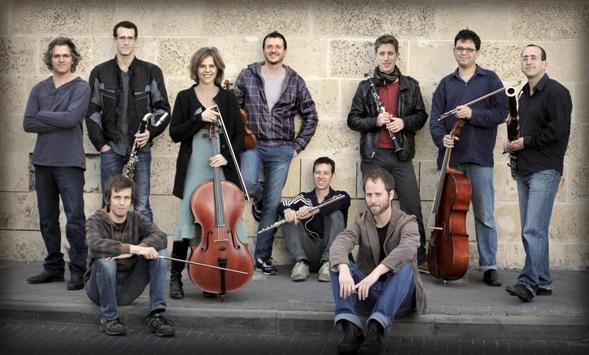 The Meitar Ensemble/Photo: Meirav Kadishevsky