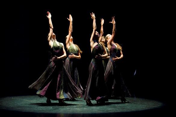 Increpación Dance Company/Photo: Jordi Vidal