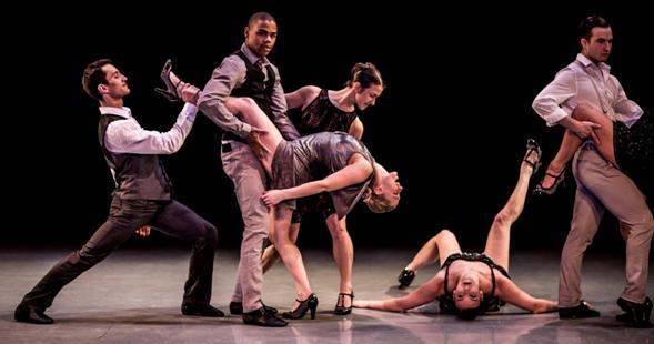 Peridance Contemporary Dance Company/Photo: Dekel Hamatian