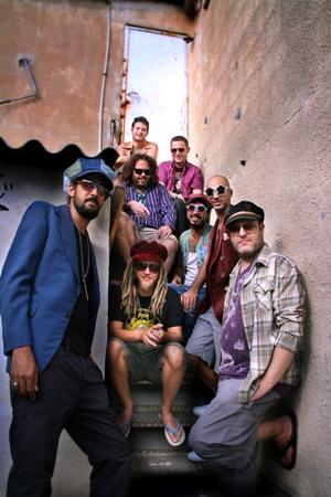 Funk 'N' Stein/Photo: Jago