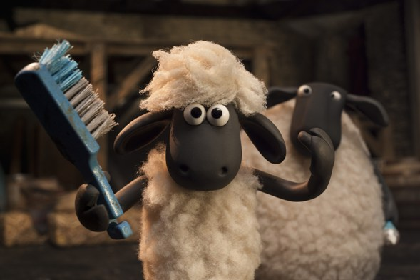 Shaun the Sheep/Photo courtesy of PR