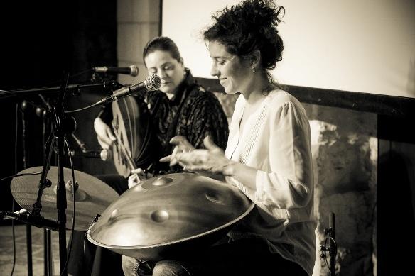 Liron Meyuhas and Helen Sabella/Photo: Noam Finer