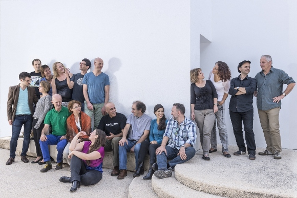 New Israeli Vocal Ensemble/Photo: Doron Oved