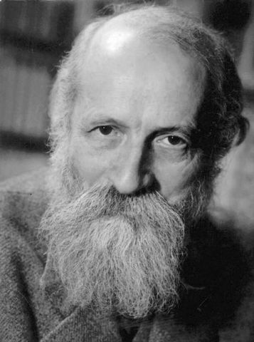 Martin Buber/Photo courtesy