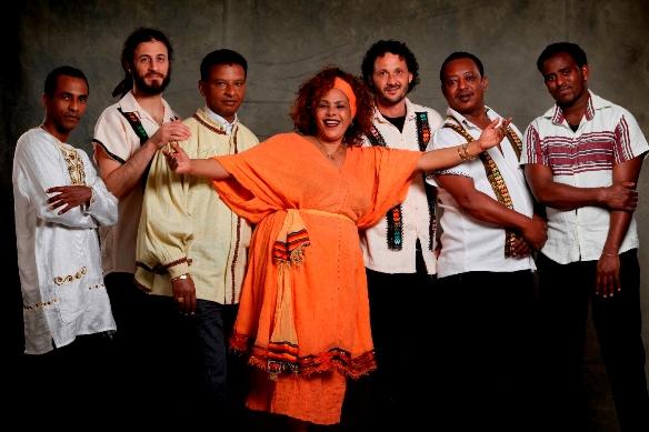 Tezeta Ensemble/Photo: Eyal Landesman