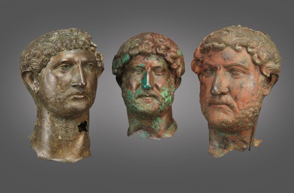 Hadrian_three quarter_close
