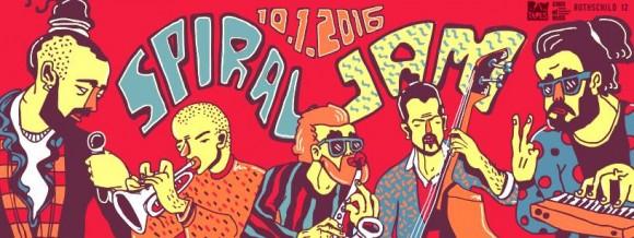 Spiral Jam/Design by DIOZ