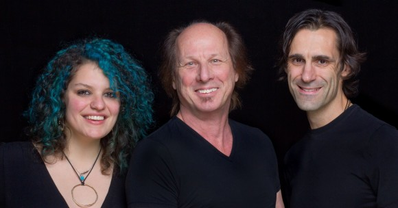 Adrian Belew Power Trio/Photo courtesy of PR