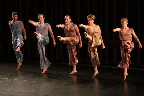 Mark Morris Dance Group/Photo: Hilary Scott