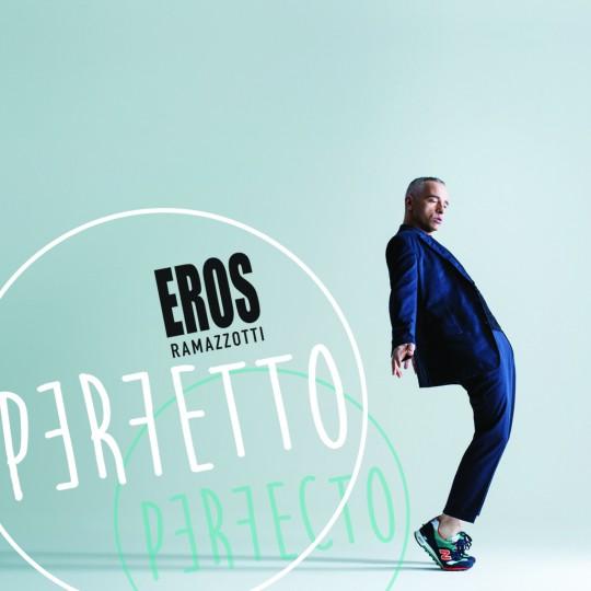 Eros Ramazzotti Perfetto_Album cover