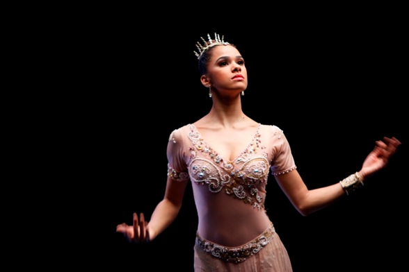 Misty Copeland/Photo courtesy of American Ballet Theater