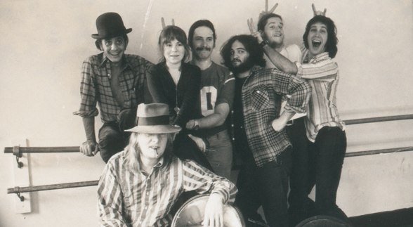 The talented crew of The National Lampoon in its heyday/Photo courtesy of PR