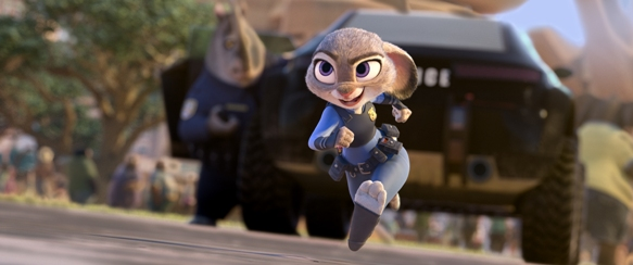 Zootropolis (Zootopia)/Photo courtesy of PR