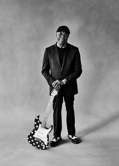 Buddy Guy/Photo courtesy of PR