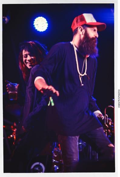 NInet Tayeb & Avishai Cohen/Photo: MUPERPHOTO