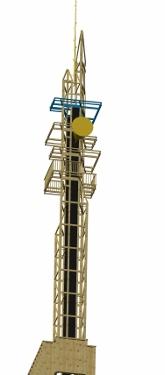 Image of Minaret of Defense courtesy of PR