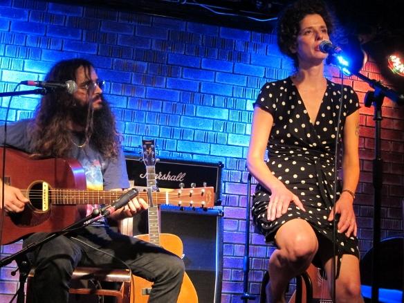 Uzi Ramirez and Ruth Dolores Weiss/Photo: Ayelet Dekel