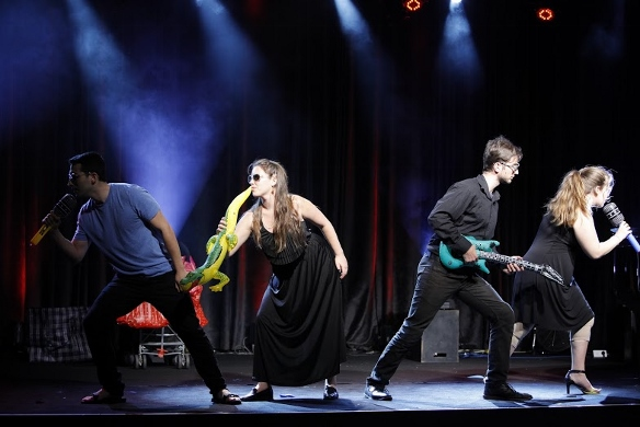 IVAI Summer Opera Program/Photo: Eyal Landesman