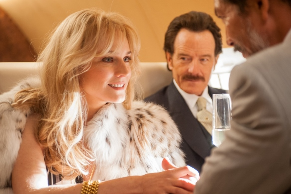 The Infiltrator - Diane Kruger and Bryan Cranston/Photo courtesy of PR