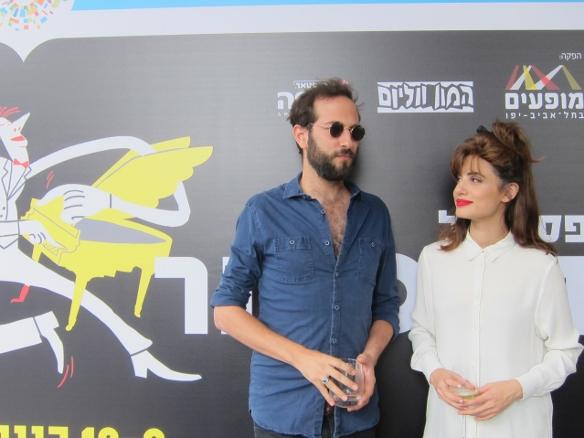 Lola Marsh (Gil Landau and Yael Shoshana Cohen)/Photo: Ayelet Dekel