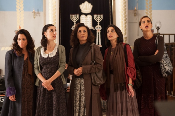 The Women's Balcony (Ismach Hatani)/Photo: Itiel Zion