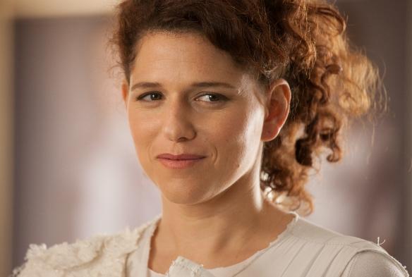 Noa Koler as Michal - Through the Wall/Photo: Vered Adir