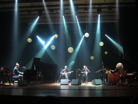 Eldad Zitrin, Peretz Eliyahu, Mark Eliyahu, Ron Iwryn - Piano Festival 2016/Photo: Ayelet Dekel